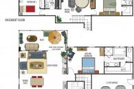 Plan 5 Floor Plan
